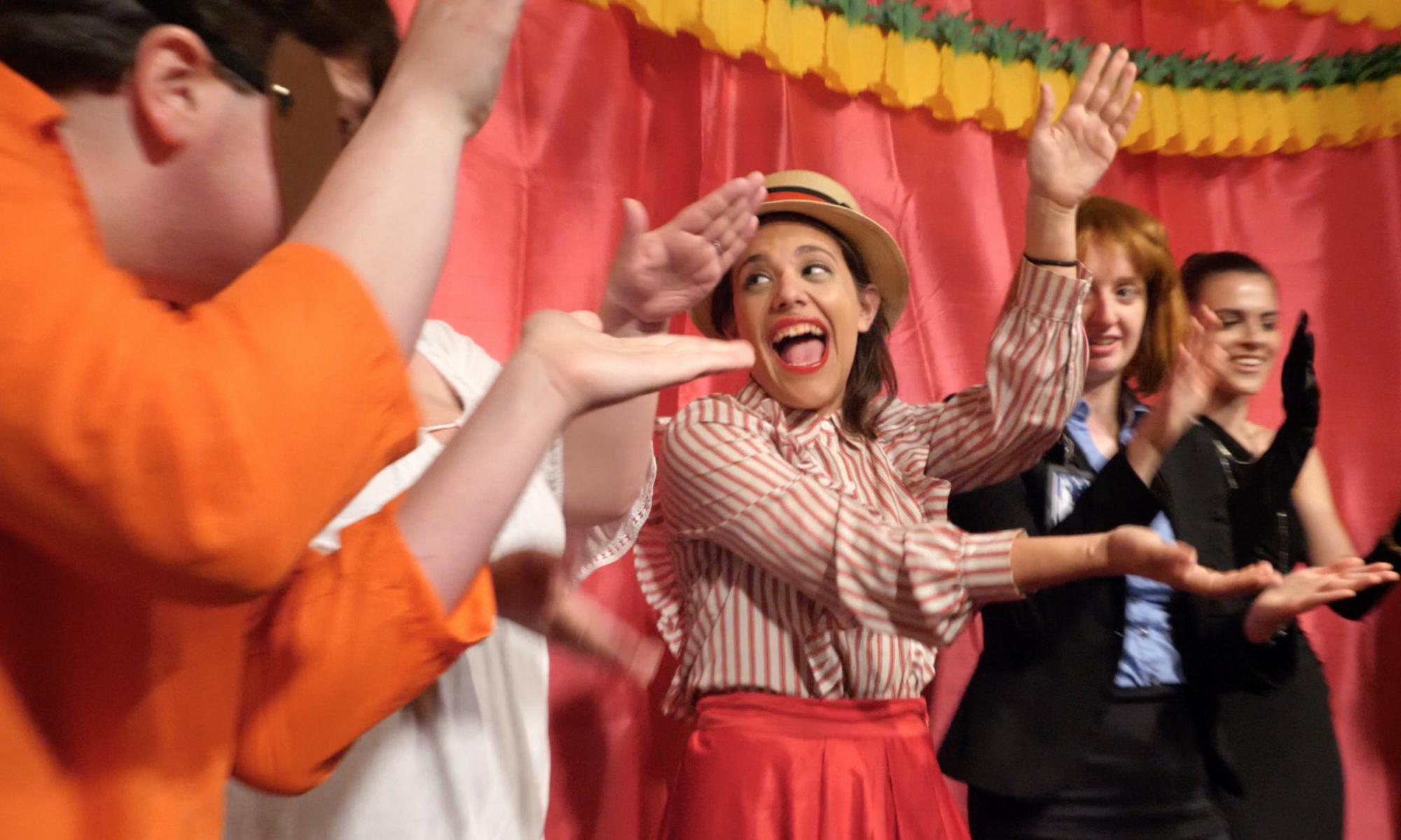 The Exuberants Improv Comedy